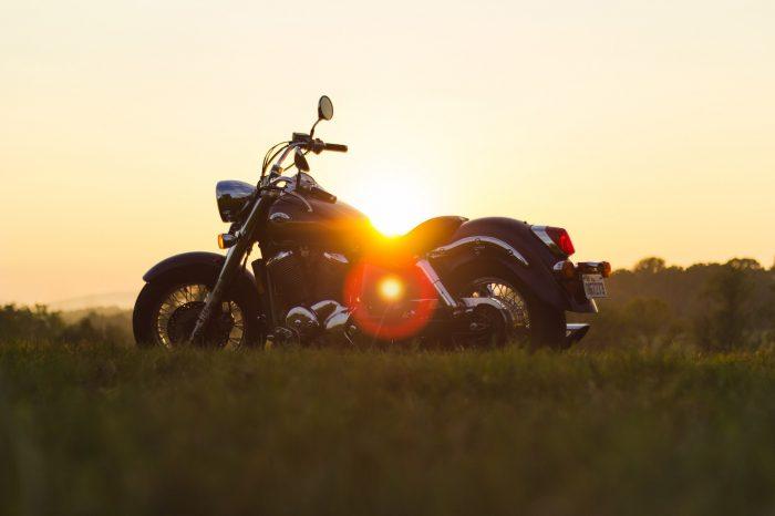 La Toscane à moto