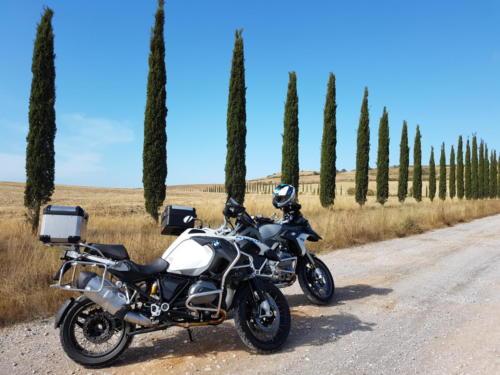 Séjour Moto Toscane Classique
