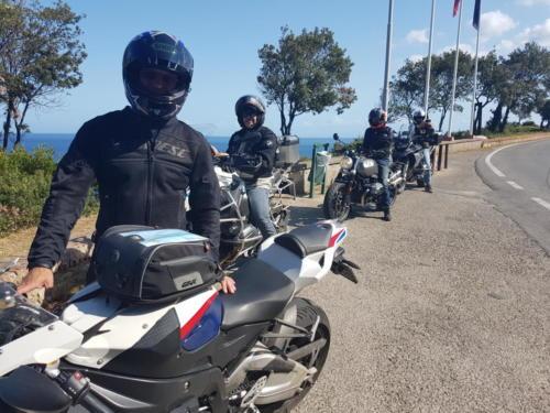 Séjour en moto - Toscane côté mer