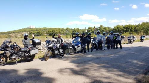 Séjour Moto Les Pouilles